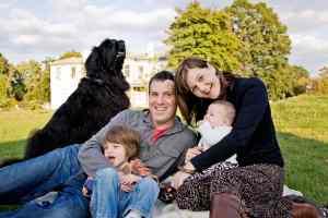 my family circa 2011